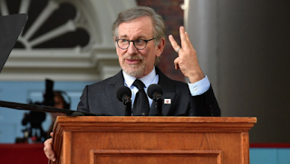 "Steven Spielberg Tells Harvard Graduates, ""We Are a Nation of Immigrants — At Least For Now"""