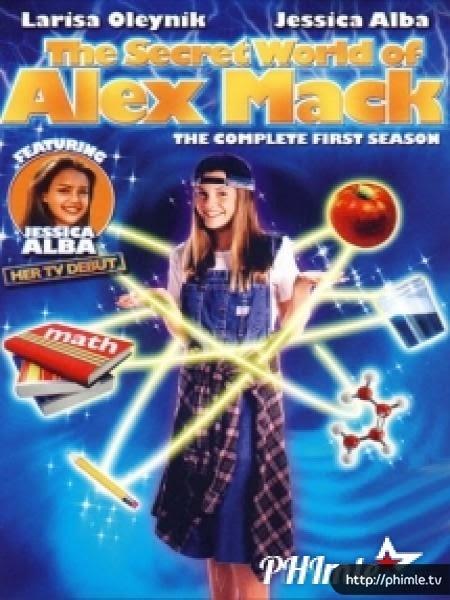 Thế gi�?i bí mật của Alex Mack-Phần 1