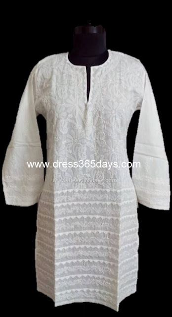 White Yoga Tunics