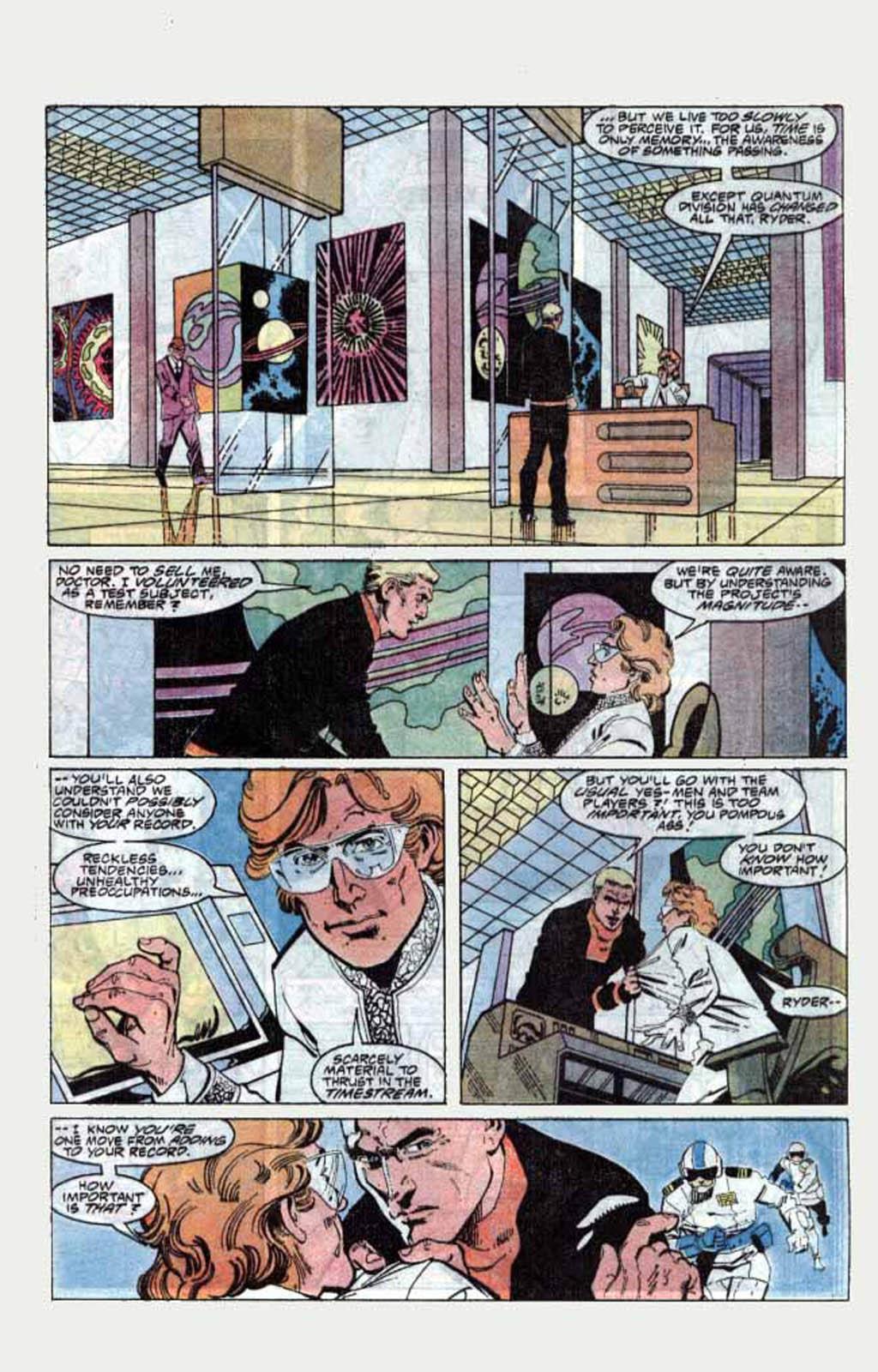 Read online Armageddon 2001 comic -  Issue #1 - 35