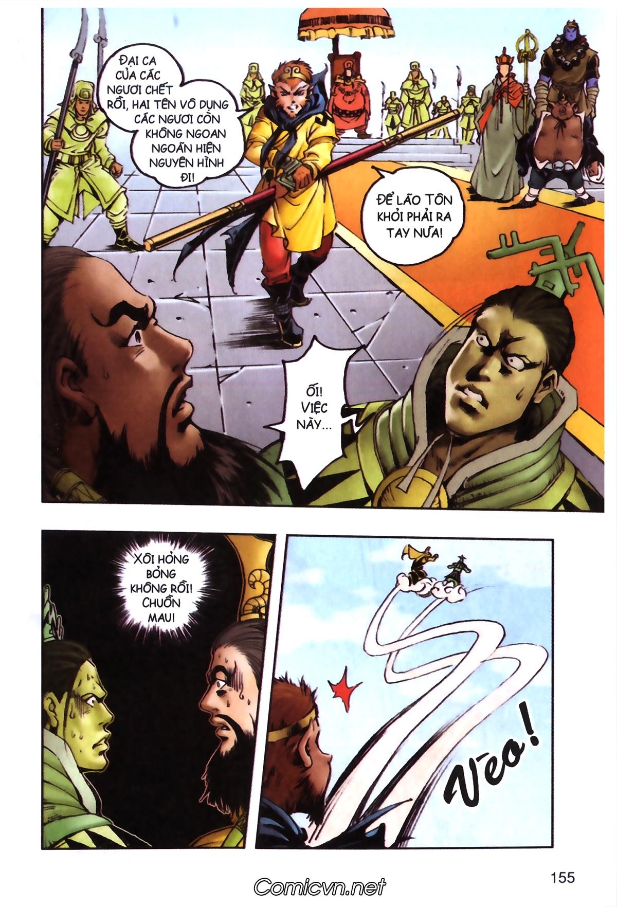 Tây Du Ký màu - Chapter 90 - Pic 5
