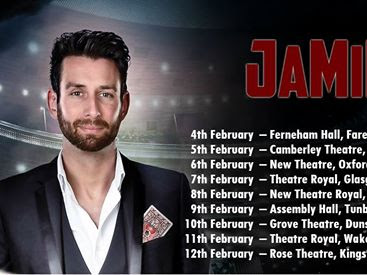 Jamie Raven Live 2017