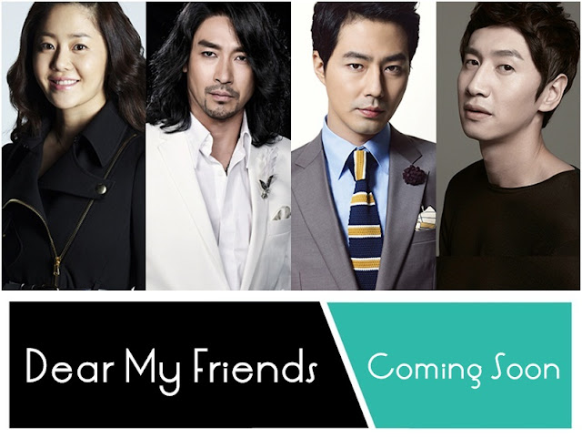 Dear My Friends Upcoming Korean Drama 2016