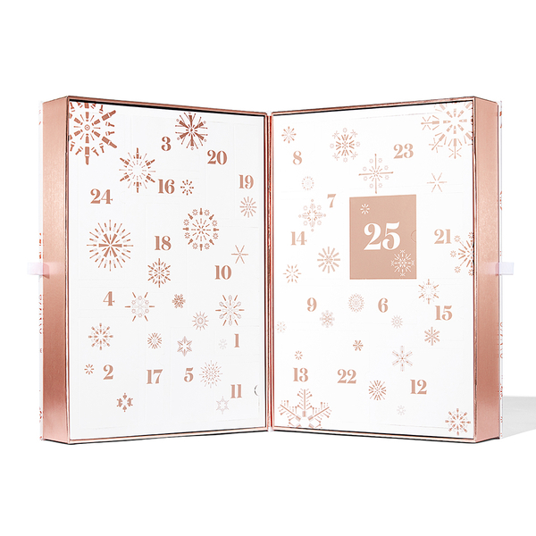 Look Fantastic 2016 advent calendar