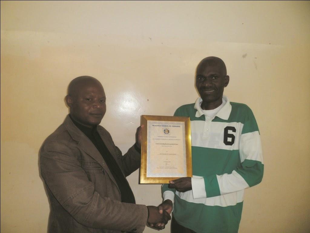 GZU lecturer gets international award - The Mirror   Hear