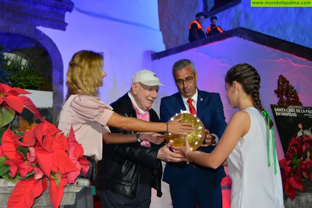 Santa Cruz de La Palma saluda la llegada de la Navidad con la renovación de la iluminación en el corazón de la ciudad