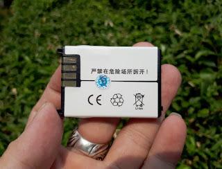 Baterai Motorola L2000 L-Series Merk MCOM 900mAh