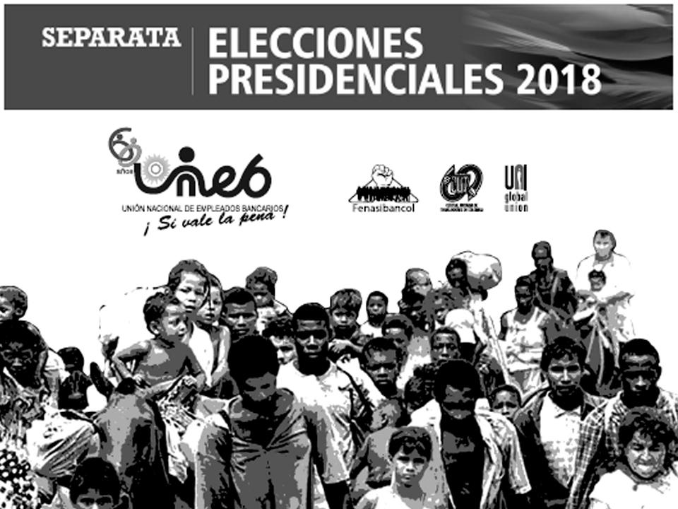 Separata Elecciones Presidenciales 2018