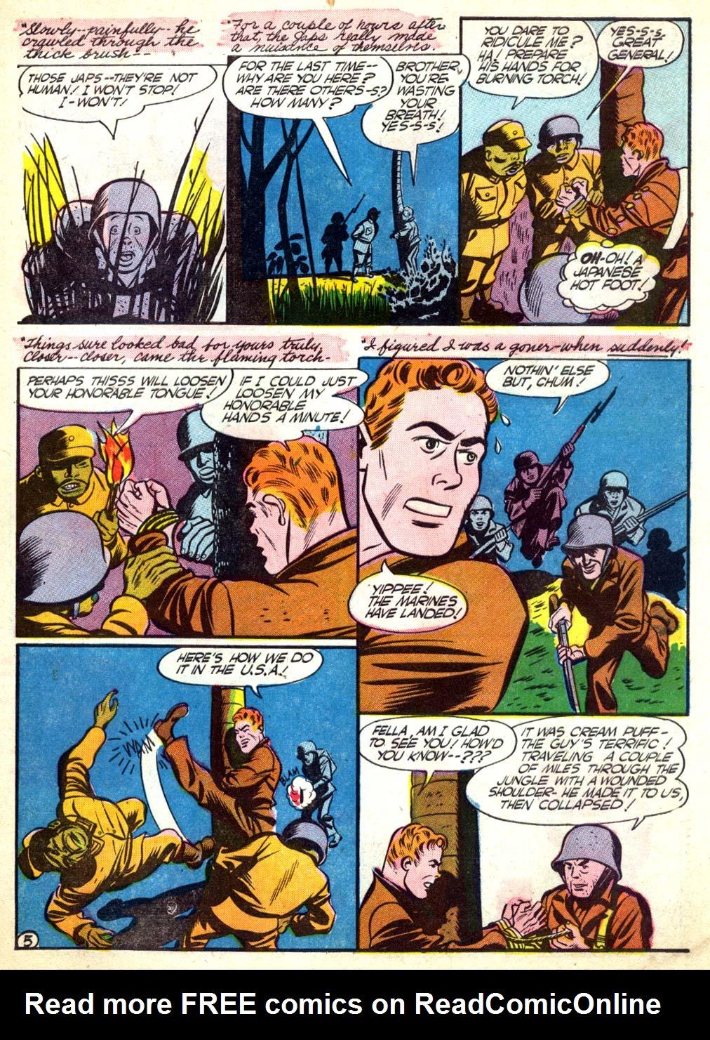 Read online All-American Comics (1939) comic -  Issue #57 - 47