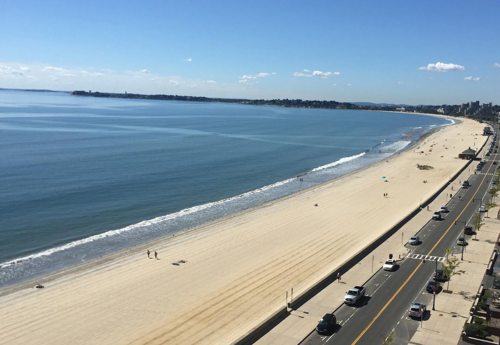 Revere Beach In Machusetts Is One Of The Nicest Beaches Around Boston That You Can Easily Access By Public Transportation