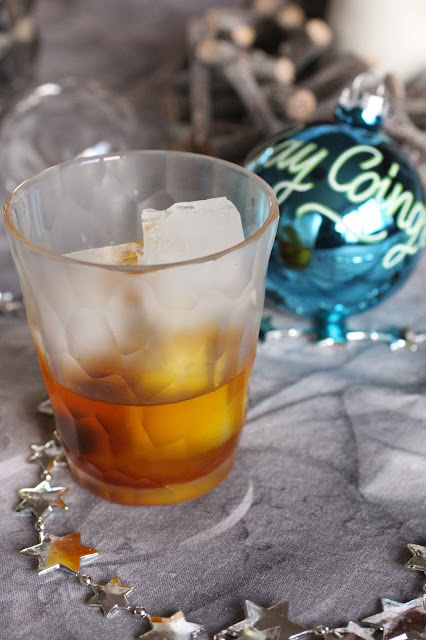 recette old fashioned whisky blend