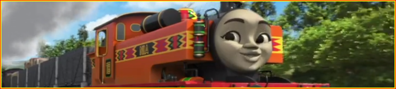 And With Thomas Going Around The World For Half Episodes Next Series That Problem Will Only Get Worse