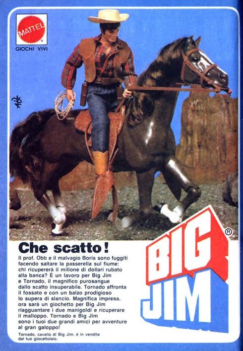 Elicottero Big Jim Anni 80 : Le pubblicità fuorvianti di topolino stagione ii parte
