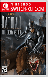 Batman: The Enemy Within Switch NSP