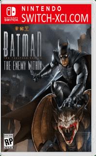 batman - Batman: The Enemy Within Switch NSP