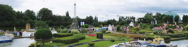 Parque Mini-Europa em Bruxelas