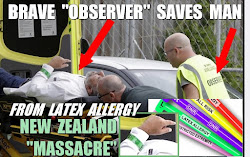 NZ CRISIS ACTOR FASHION FAILS & BRANDING EXPOSED