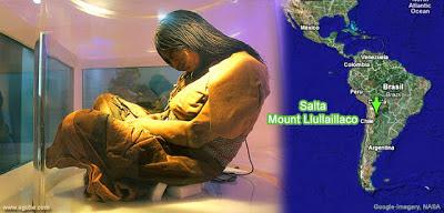 Garota+inca+de+500+anos++2 - Garota Inca encontrada congelada há 500 anos