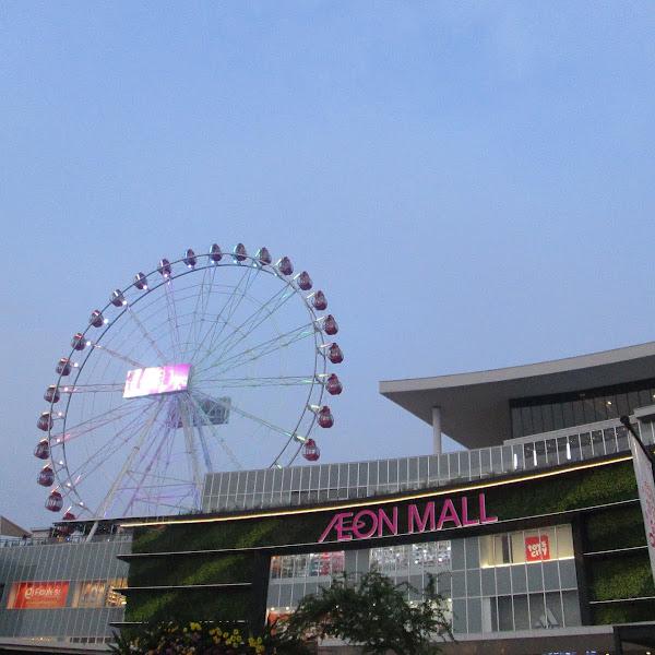 Birthday Celebration di Atas JSky Ferris Wheel!
