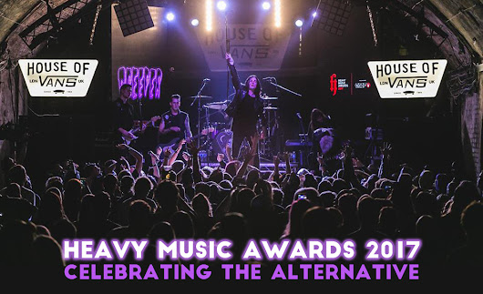 Heavy Music Awards 2017: Celebrating the Alternative