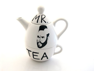 Mr. Tea Teapot