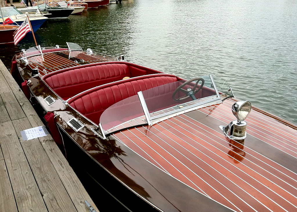 Classic Speed And Style On Display At Plx Boat Show Michaelqwest S