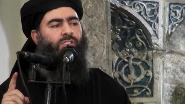 """O líder do Estado Islâmico (ISIS), Abu Bakr al-Baghdadi, está à beira de perder os dois principais centros de seu """"califado"""", mas, embora esteja fugindo, pode levar anos para ele ser capturado ou morto, disseram especialistas"""
