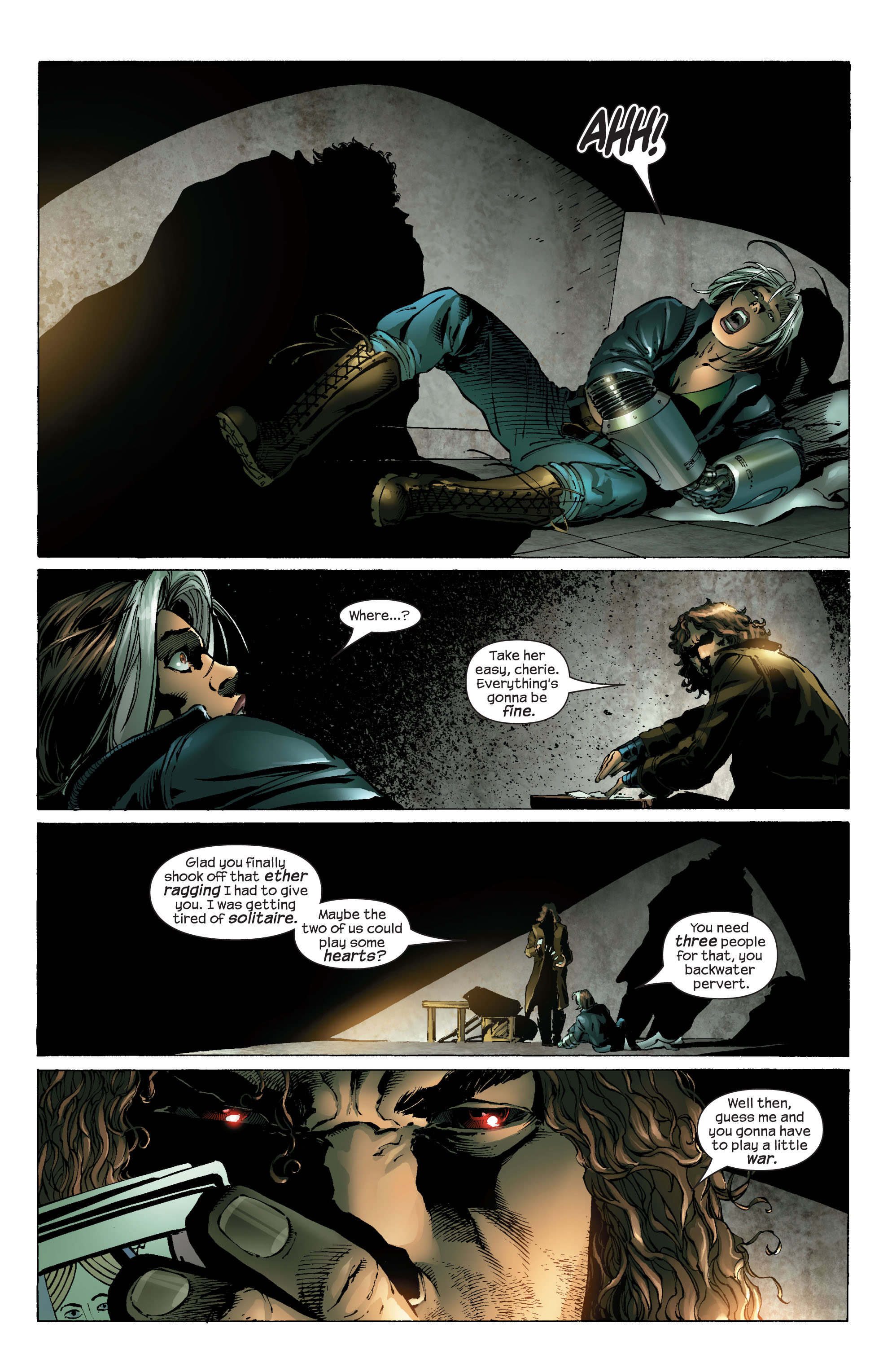 Read online Ultimate X-Men comic -  Issue #51 - 4