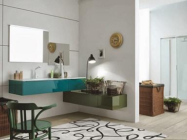 Muebles para aprovechar las esquinas colores en casa - Mobili bagno angolo ...