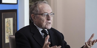 Dershowitz: My Liberal Friends Say My Trump Defenses Are 100 Percent Right, But I Should Also Shut The F**k Up