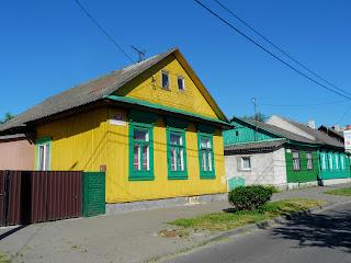 Пинск. Ул. Комсомольская