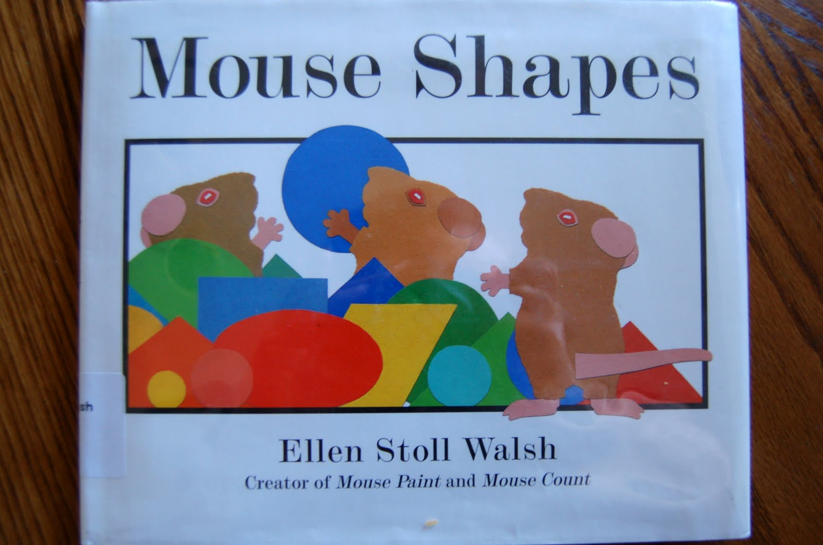 Mouse Shapes She S Crafty