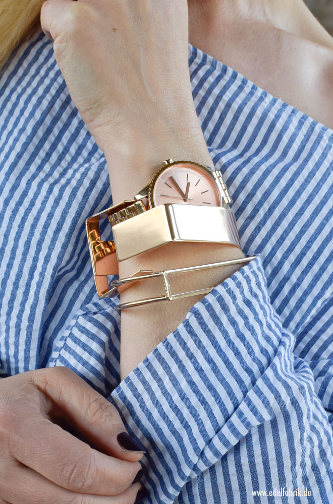 Armcandy in Rosegold