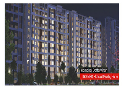 Apartments In Moshi At Kamalraj Datta Vihar