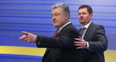 """Штаб Порошенко огласил """"мобилизацию украинских патриотов"""" против Зеленского"""