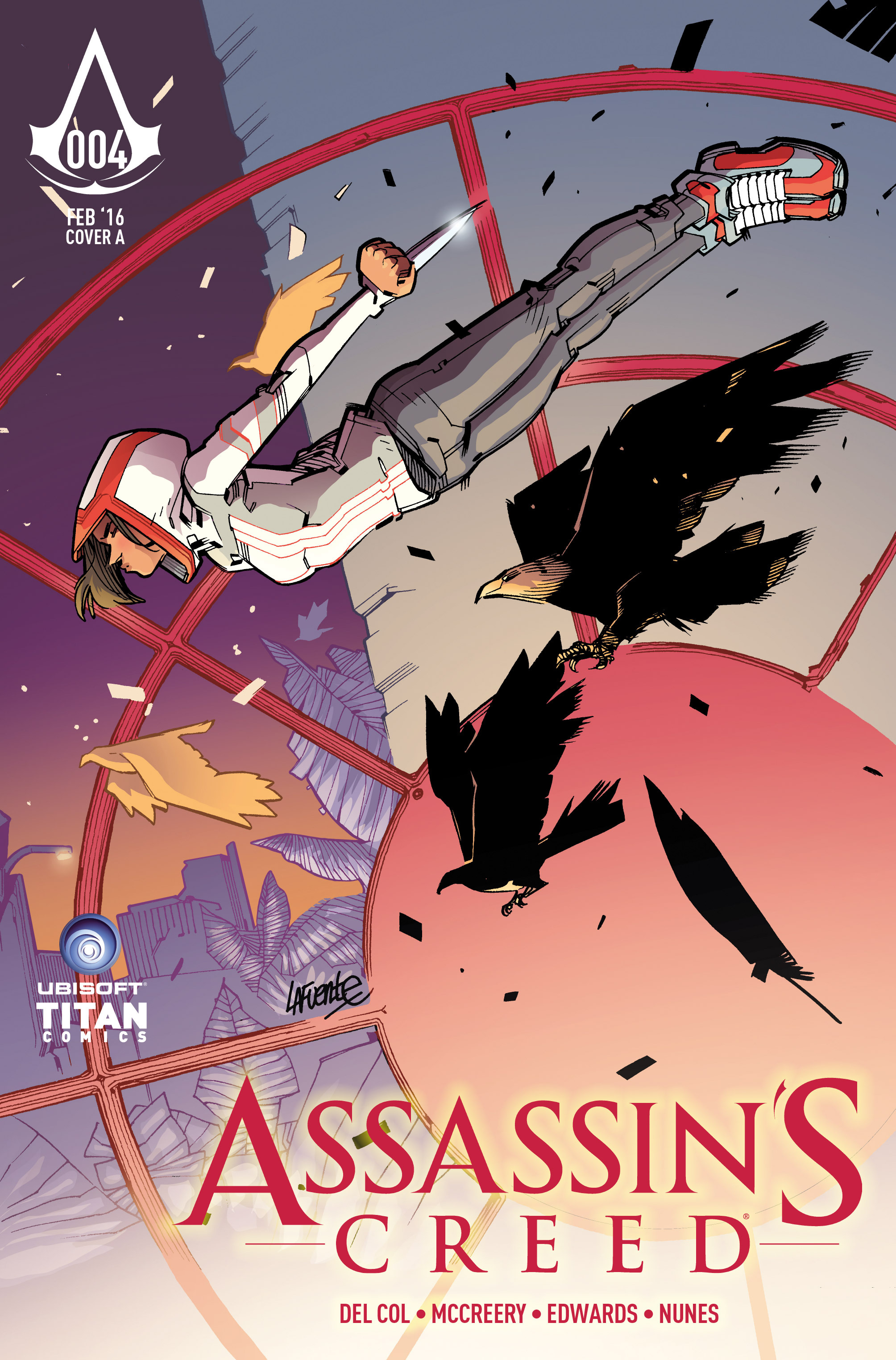 Read online Assassin's Creed (2015) comic -  Issue #4 - 1