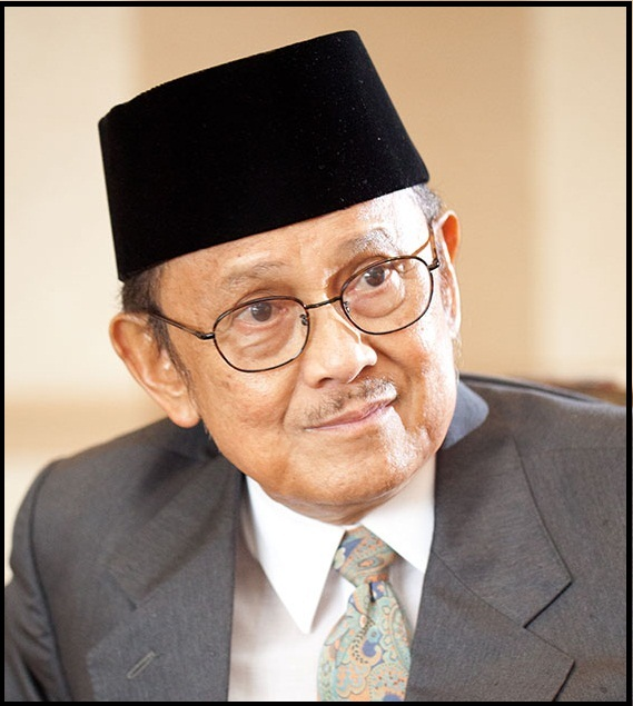 thesis bj habibie