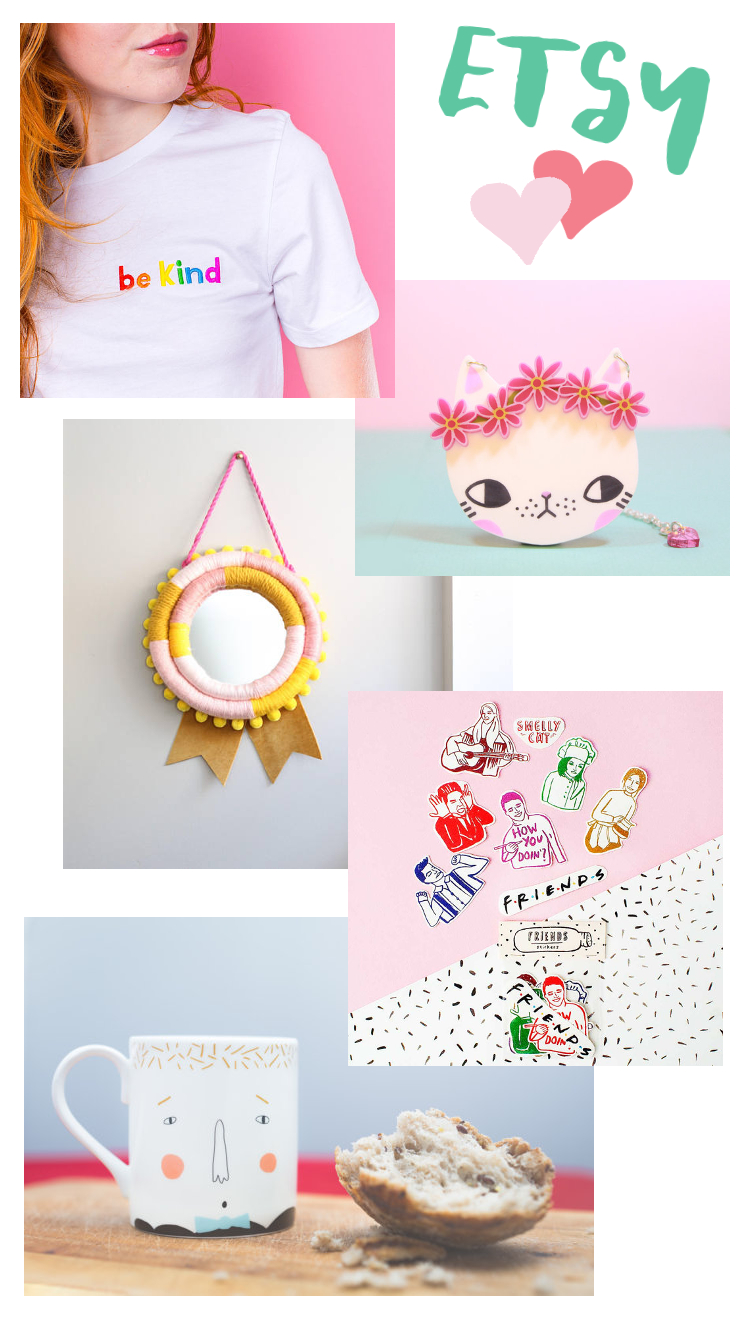 ETSY LOVE - some of my favourite Etsy finds.