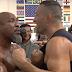 Бокс: американский супертяжеловес попытался напасть на Кличко