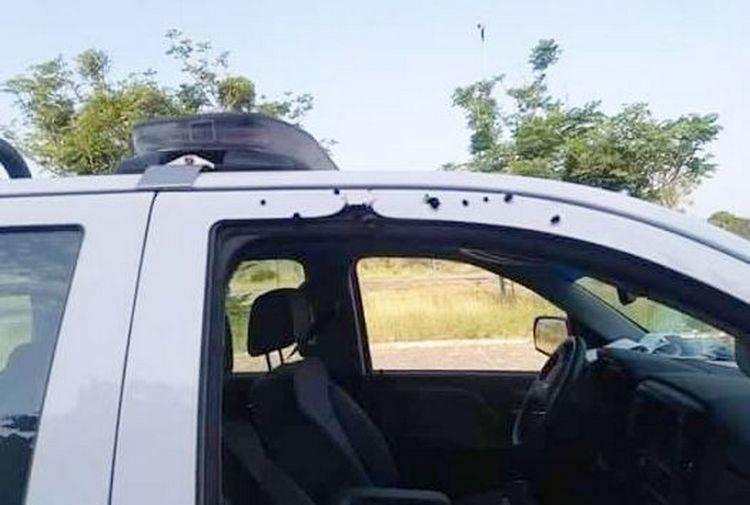Sicarios matan en emboscada a policía estatal en Tamaulipas