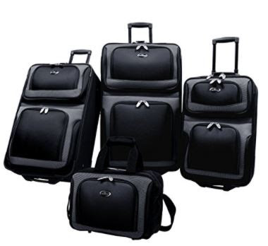 US Traveler Luggage Spinner