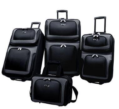 US Traveler Luggage Spinner