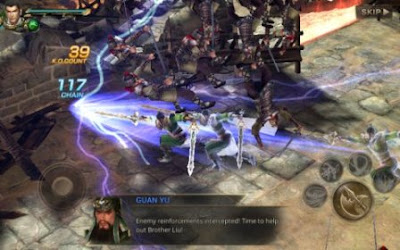 Dynasty Warriors Unleashed Mod Apk