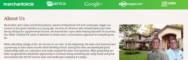 trusted lawn care and landscaping company in KS