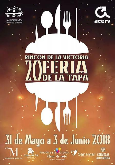 XX Edición de la Feria de la Tapa de Rincón de la Victoria