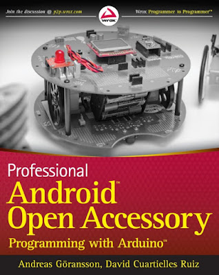 Libro Arduino PDF: Professional Android Open Accessory Programming with Arduino