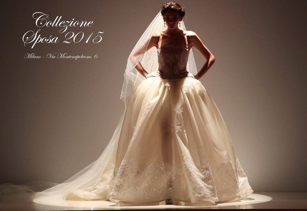 collezione sposa 2015 Alessandra Rinaudo e idee per matrimoni a tema