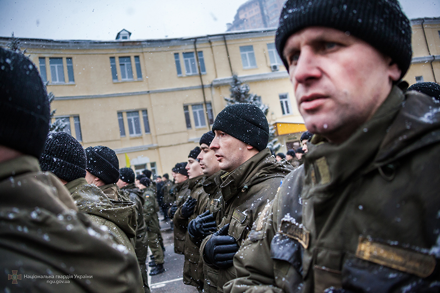 батальйон С.П.Кульчицького