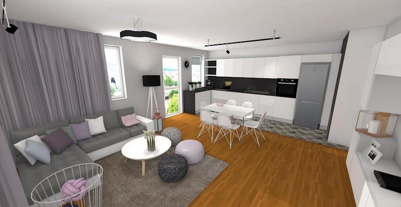 #NaszeM3 - Pierwszy projekt naszego mieszkania