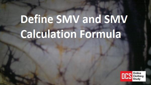 Definition of SMV